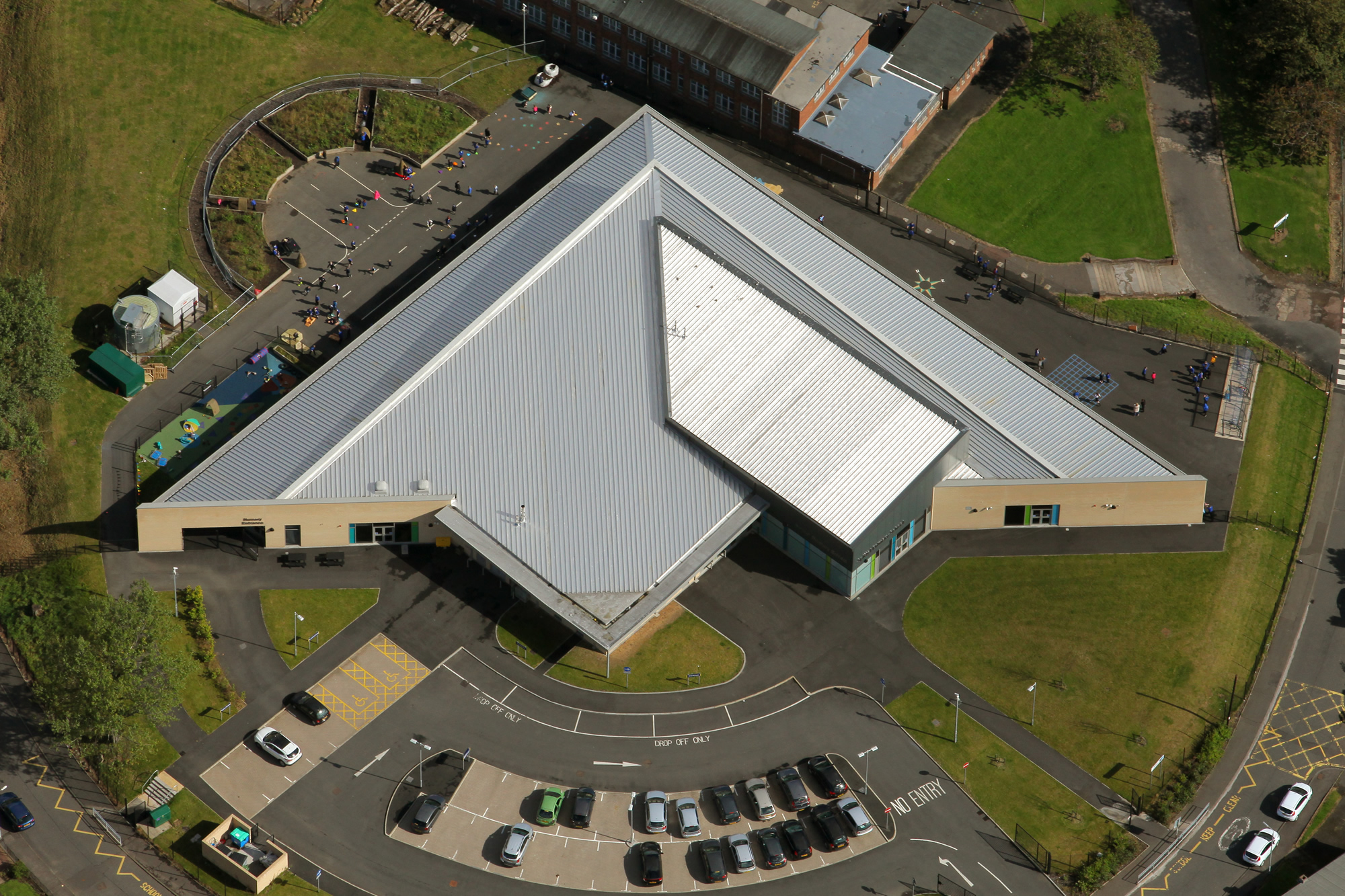 Standing Seam Roofing Curtis Moore Cladding Systems Ltd