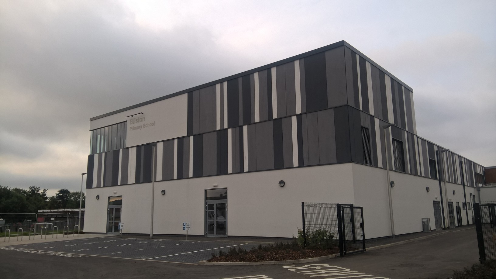 Bilston Primary School Curtis Moore Cladding Systems Ltd
